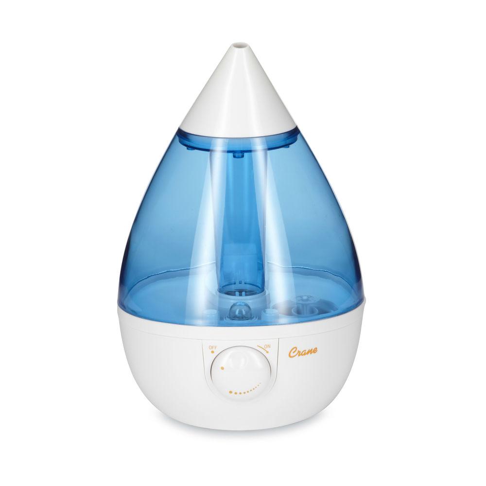Crane Drop Cool Mist Humidifier 3.75 L