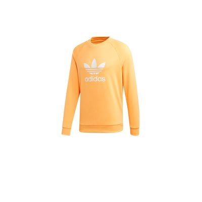 Online Adidas (Core Heather) EQT Crew Neck Sweatshirt