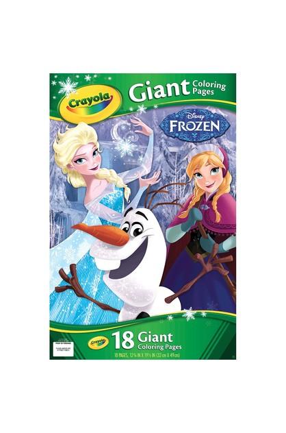 Shop Disney Frozen Giant Coloring Pages Disney Online 1 Day Co Nz