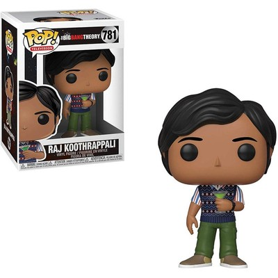 Funko Pop The Big Bang Theory 781 Raj Koothrappali Funko