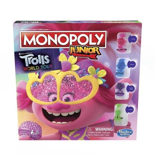 Monopoly Jr - Trolls Edition