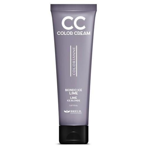 Brelil CC Colour Cream 150ml - Lime Ice Blonde