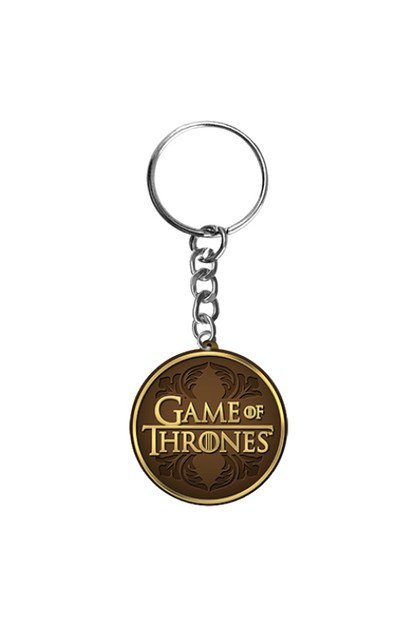Shop Game Of Thrones Official Key Ring Keyring Game Of Thrones Online 1 Day Co Nz