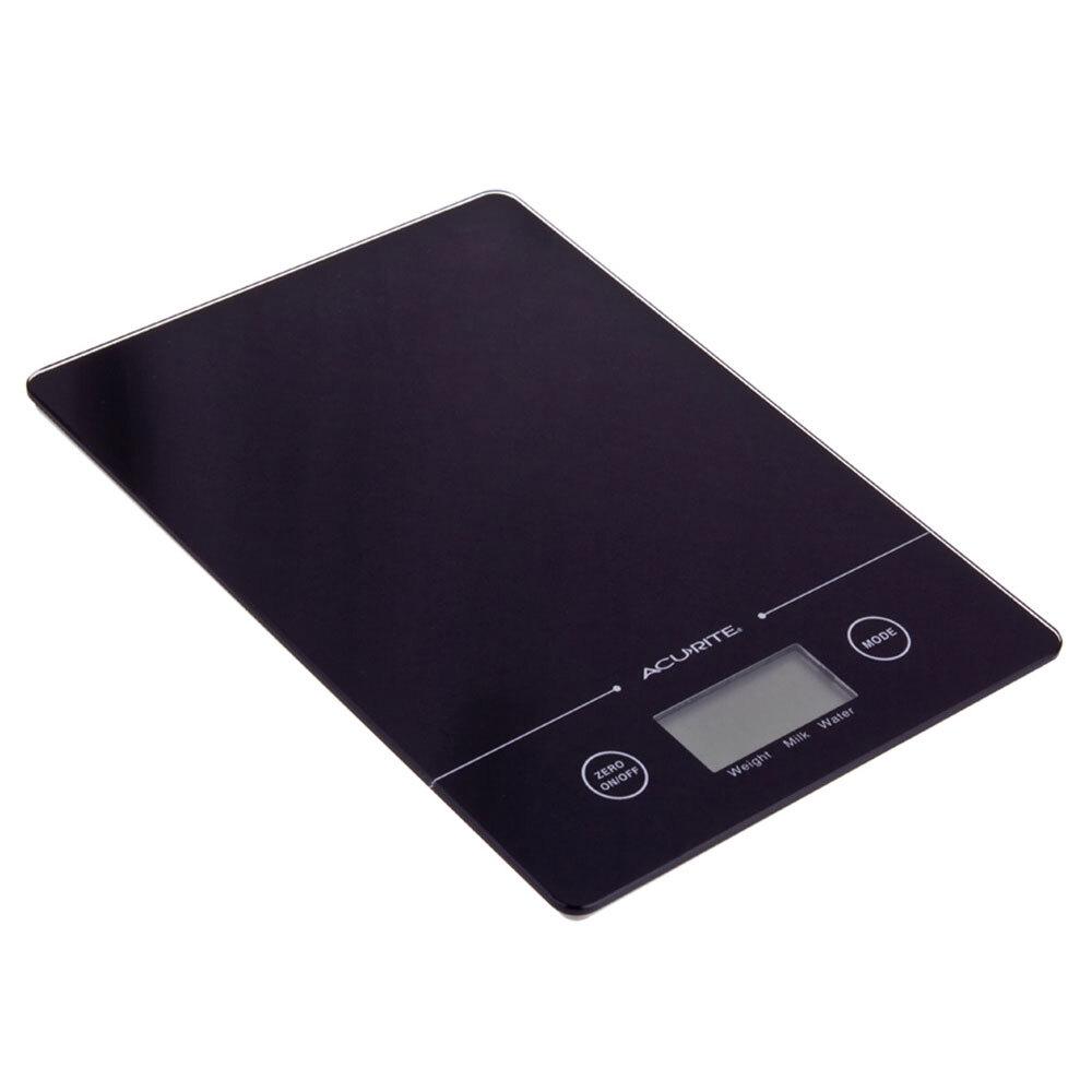 Acurite Slim Line Glass Kitchen Scale
