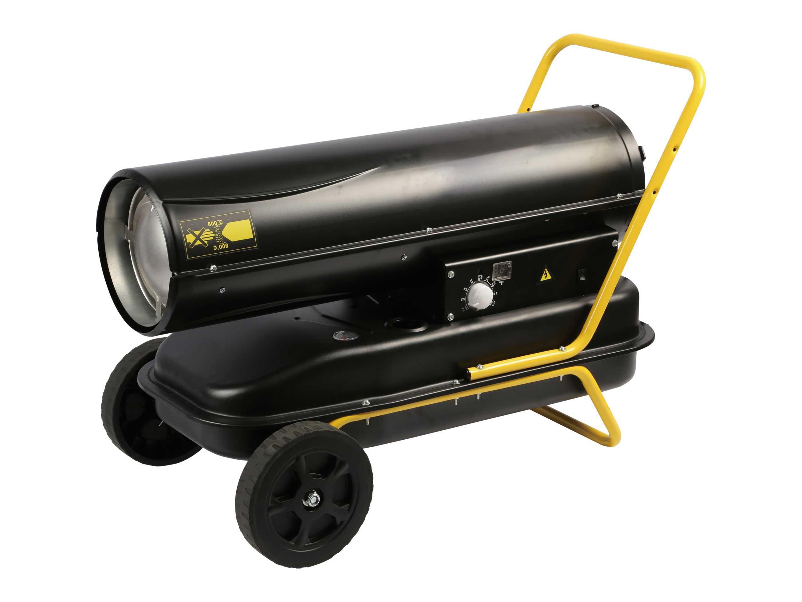 Workshop Diesel Heater 30kW
