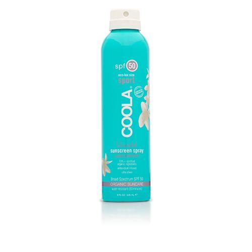 Classic Body SPF50 Organic Sunscreen Spray