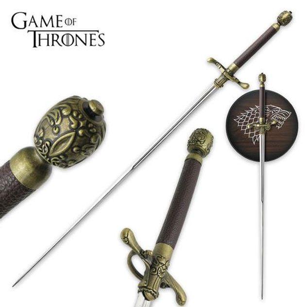 Game Of Thrones Needle Sword Of Arya Stark Replica Cookie Jar Online Themarket New Zealand