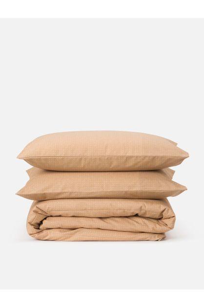 Inku Organic Cotton Linen Duvet Cover, Organic Linen Bedding Nz