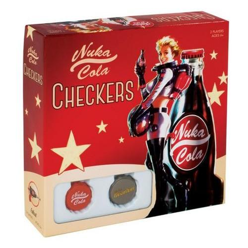 Fallout Nuka-Cola Checkers