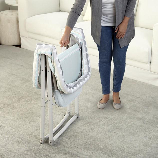 Shop Ingenuity FoldAway Rocking/Portable Bassinet/Cradle ...