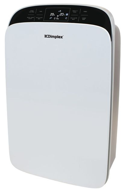 Dimplex 40 Litre Dehumidifier and Air Purifier