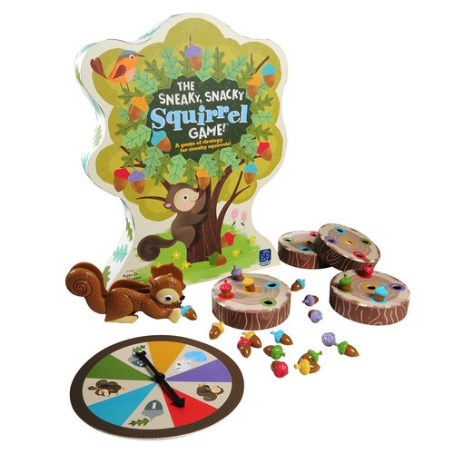 Educational Insights The Sneaky, Snacky Squirrel  Game!