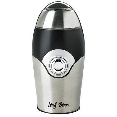 Leaf & Bean 20cm Stainless Steel Electric Coffee Beans/Spice/Herbs  Grinder/Mill