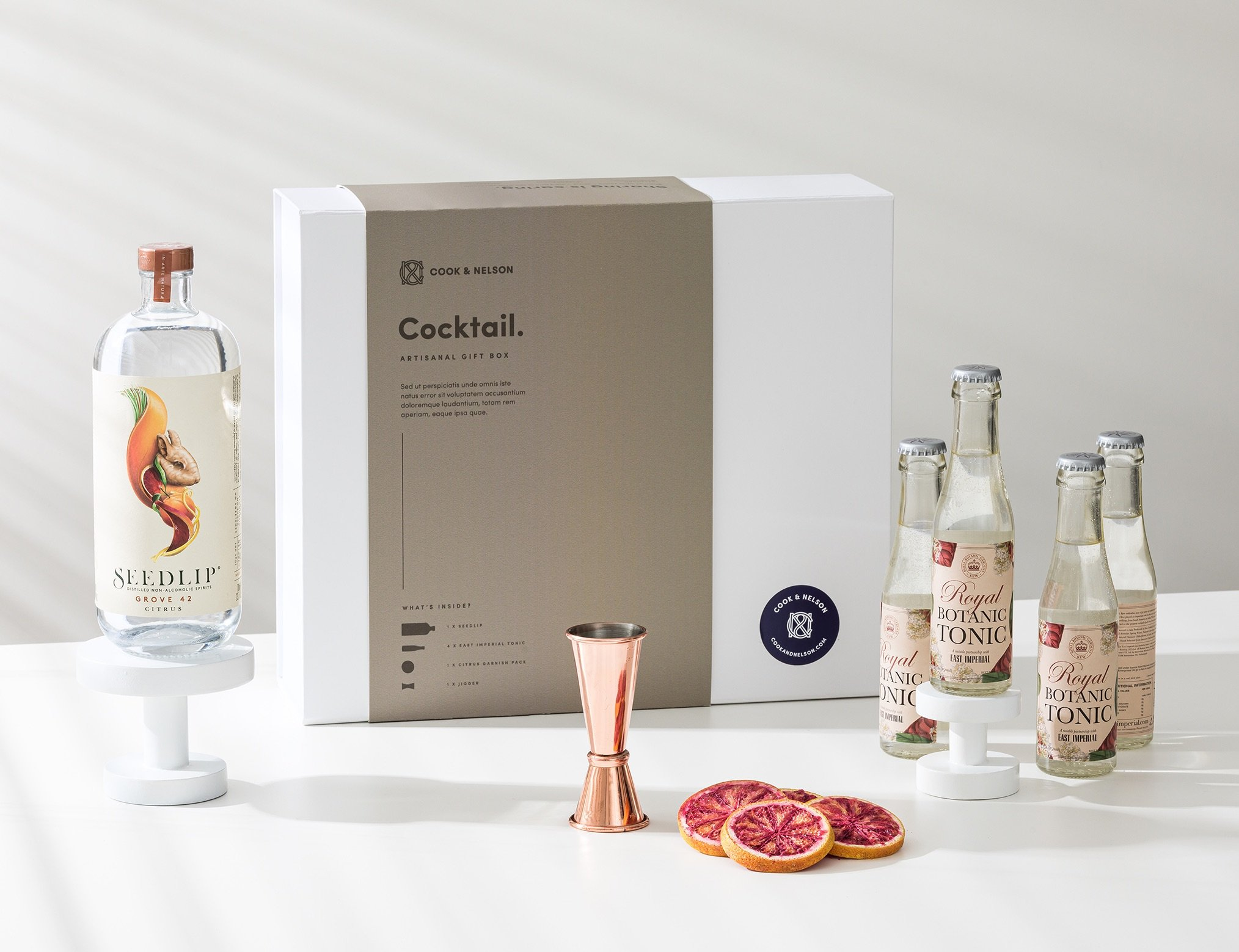 Cocktail Gift Box Hamper