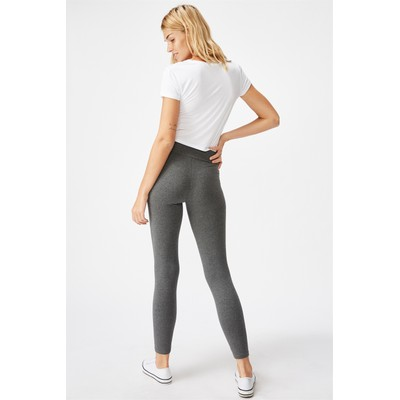 Cotton On High Waisted Dylan Legging Grey Cotton On Online Themarket New Zealand
