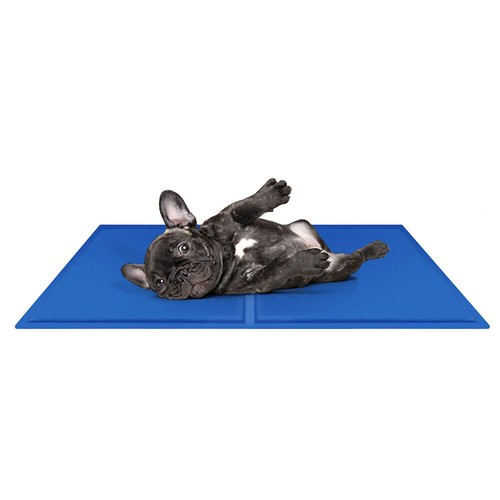 Paws & Claws 40x50cm Pet Comfort Cooling Gel Mat/Pad/Cushion for Dogs/Cats/Pets