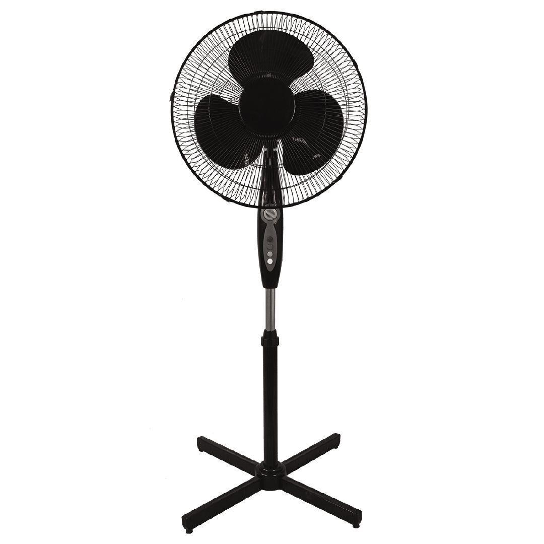 Living & Co Pedestal Fan with Timer 40cm