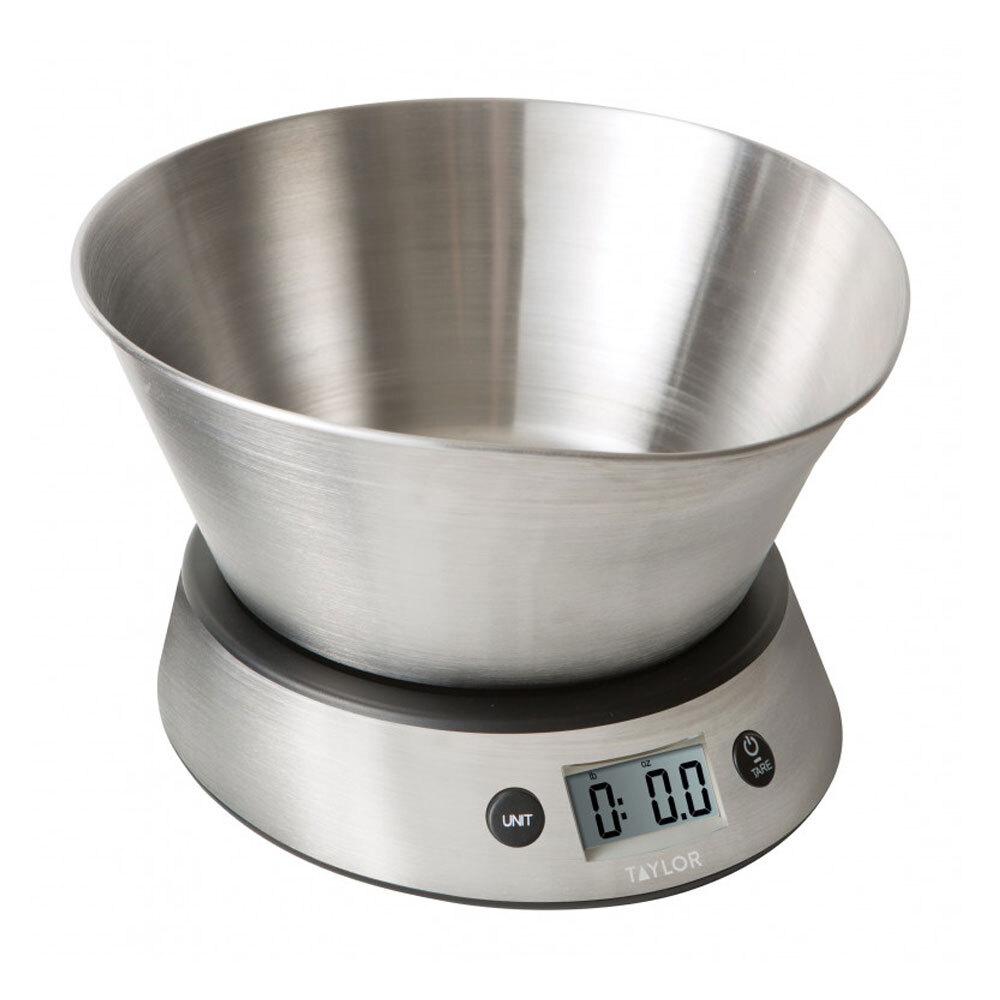 Taylor 5kg Electronic Digital Kitchen Scale