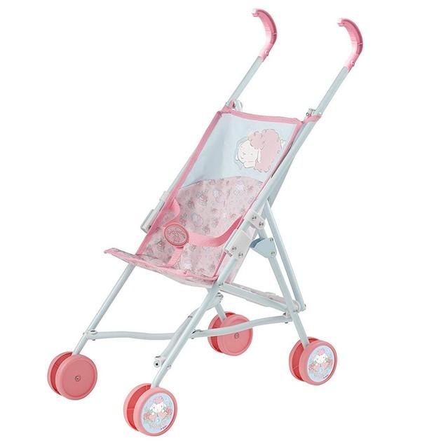 Shop Baby Annabell Doll Stroller/Pram Push Chair/Cart Kids ...