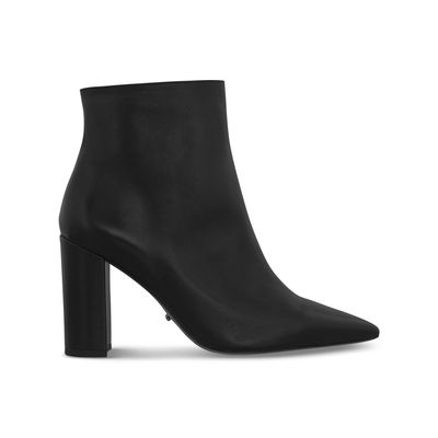 Emaly Black Como Ankle Boots