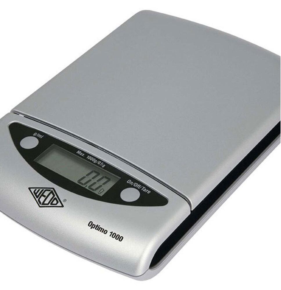 Wedo Optimo 13.5cm Kitchen Scale