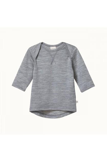 Nature Baby Essential Merino Long Sleeve T-Shirt
