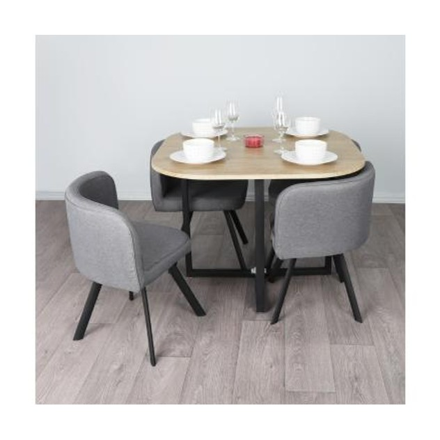 Shop Liberty Klein Dining Set Space Saving Liberty Online 1 Day Co Nz